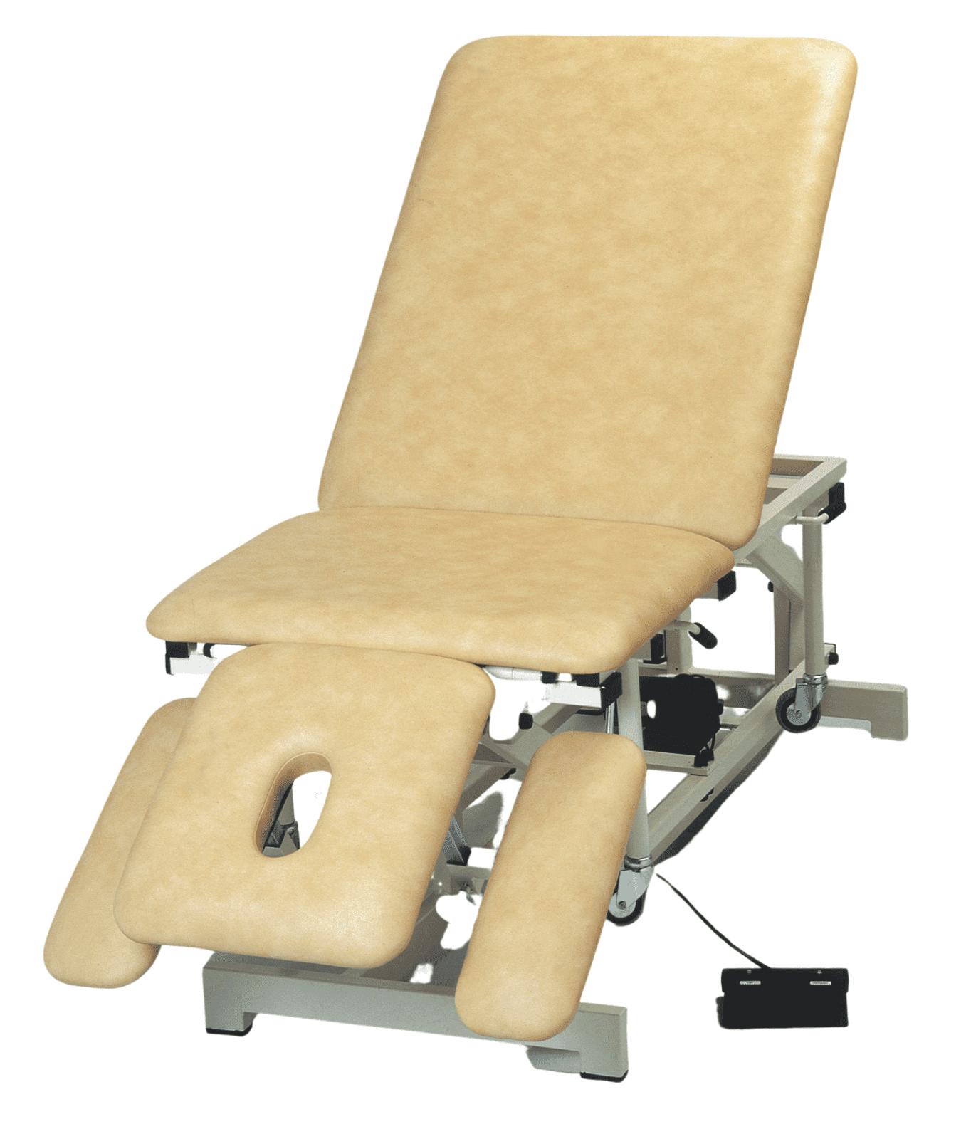 מיטת טיפולים חשמלית 5 חלקים HI-LO, דגם: PHT-510